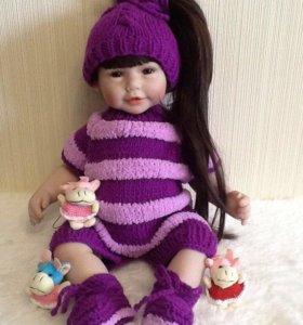 Реборн кукла пупс (НОВЫЙ)