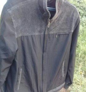 Муж демисезон куртка 50-52р
