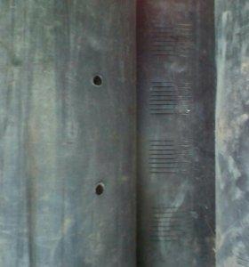 Труба полиэтилен обсадная с Мыса диам. 160