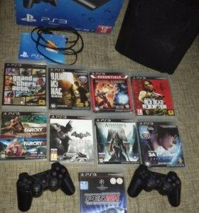 Sony Playstation 3 slim 500 gb.