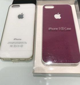 8 чехлов для IPhone 5/5s