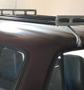 Багажник на ВАЗ 2101-2107