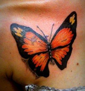 Татуировки, эскизы