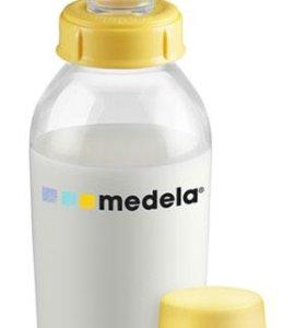 MEDELA контейнер - бутылочка с соской 250 мл.