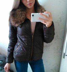 Осенняя куртка Bershka
