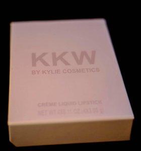 Набор матовых помад Kylie by Kylie Cosmetics