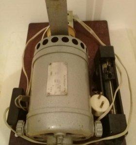 Двигатель с реостатом 220в.