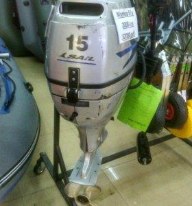 Мотор Sail 15 л/с 4 тактный