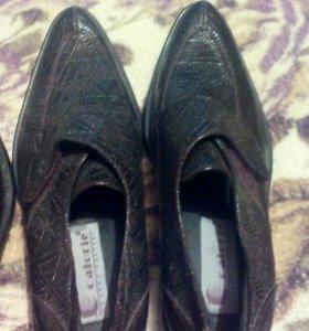 Туфли две пары Мужские