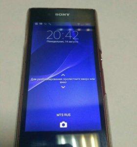 Sony D2203 Experia E3 + защитное стекло