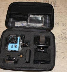 Экшн-Камера SPORTS HD DV 1080P  КОМПЛЕКТ