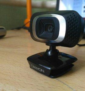 Веб камера CANYON 2 мп