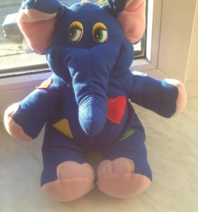 Игрушка- слоник