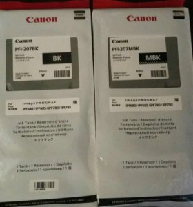 Картриджи Canon PFL-207