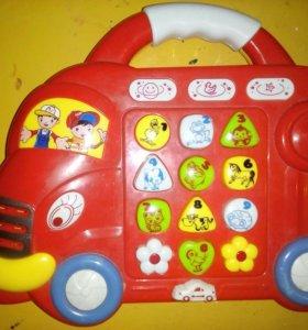 Музыкальная машинка