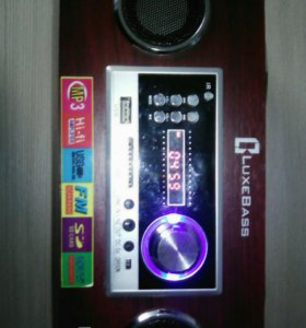 Колонка радио