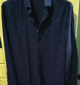 Новая мужская рубашка 54 размера