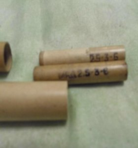 Пороховые двигатели для моделей ракет