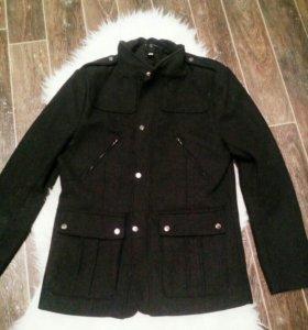 Мужское пальто HM