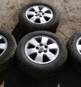 Оригинальные диски Toyota