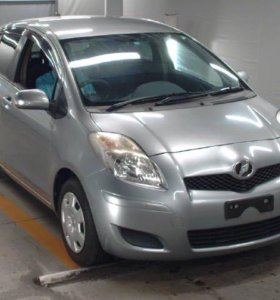 Toyota Vitz Авторазборка