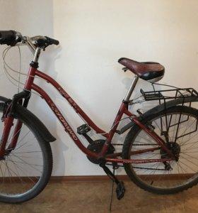 Велосипед форвард дамский