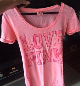 Футболка Victoria's Secret Pink