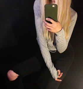 МОNKI джинсы с высокой талией