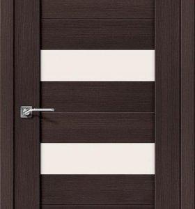 Новая Межкомнатная дверь порта-23 в 5 цветах