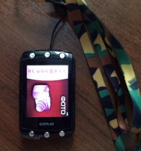 MP3 player EXPLAY M6