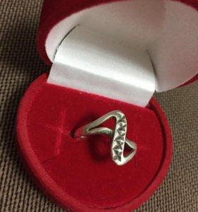 Кольцо серебряное 💍