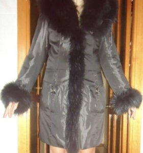 Пихора размер 44-46 зимняя куртка