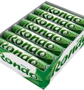 Rondo освежающие конфеты, 14шт по 30г блок