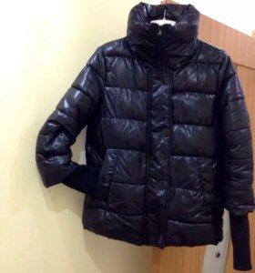 Куртка лёгкая и тёплая