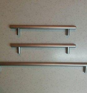 Ручки рейлинг для кухонного гарнитура