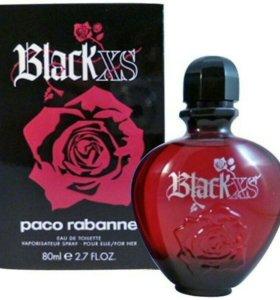 Paco rabanne Black XS с магнита косметик новые.