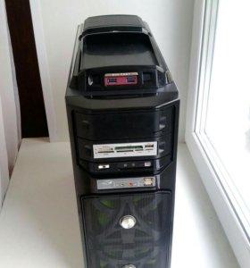Системник, i-5,ddr3 16Gb, gtx-750ti, ssd 128, 1Tb