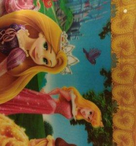 Постер принцессы для стены