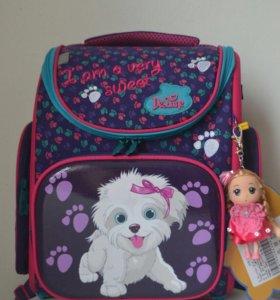Школьный рюкзак Delune