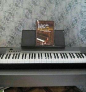 Пианино электронное