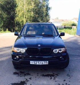 BMW X5 3.0i 2005 год
