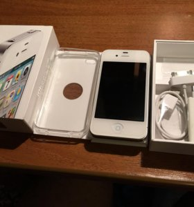 iPhone 4S,White,32GB