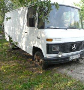 Mercedes-Benz 407 d, фургон грузоподъёмность 2,5 т