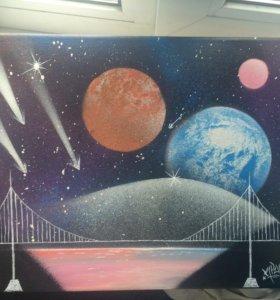 Картины космоса
