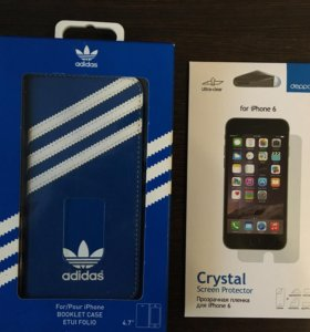 Adidas & Deppa iPhone 6/6s