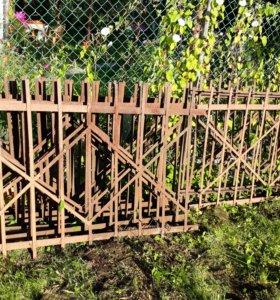Забор (оградка)