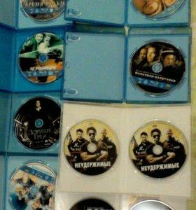 Blu-ray диски 1080р.