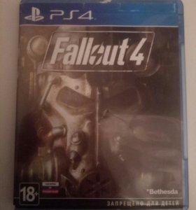 Игра Fallout 4 для PlayStation4