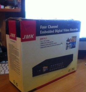 Видеорегистратор 4 канала с экраном JMK JDR-913