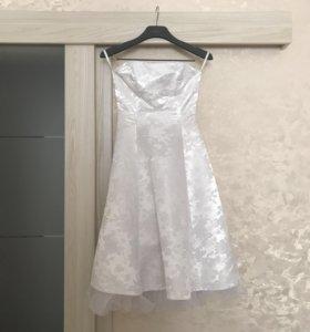 Платье на свадьбу, либо на любое торжество.Торг
